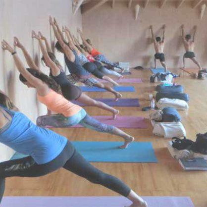 Sattva Chikitsa Yoga