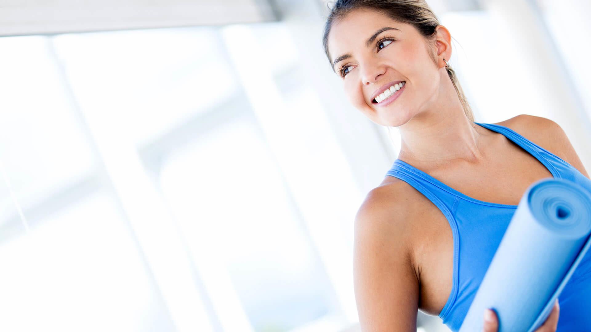 Informações importantes para a prática de Yoga